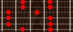 pentatonic scale position 2