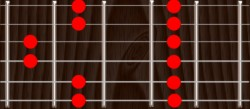 pentatonic scale position 5
